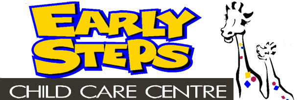 Early Steps Child Care Centre Logo
